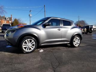 Used 2015 Nissan Juke SV for sale in Stoney Creek, ON