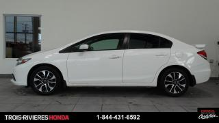 Used 2015 Honda Civic EX + AILERON + MAGS + TOIT ! for sale in Trois-Rivières, QC