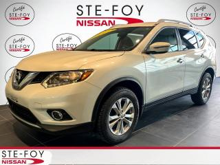 Used 2016 Nissan Rogue Awd *caméra de recul* for sale in Ste-Foy, QC