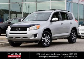 Used 2010 Toyota RAV4 AWD AC CRUISE MAGS AWD AC CRUISE GROUPE ELECTRIQUE for sale in Lachine, QC