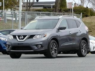 Used 2016 Nissan Rogue SL PREMIUM AWD CUIR+TOIT PANO for sale in St-Georges, QC