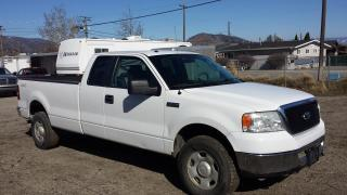 Used 2008 Ford F-150 XLT SUPERCAB LONG BO for sale in West Kelowna, BC