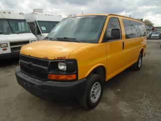 Used 2008 Chevrolet Express 12 PASSENGER for sale in Mississauga, ON