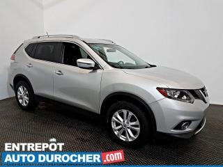 Used 2016 Nissan Rogue AWD AIR CLIMATISÉ - Sièges Chauffants - for sale in Laval, QC