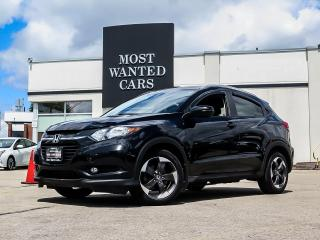 Used 2018 Honda HR-V EX-L w/NAV|AWD|BLIND|LDW|LEATHER|CAMERA|SUNROOF for sale in Kitchener, ON