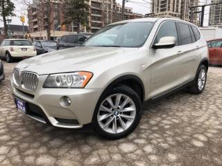 Used 2011 BMW X3 AWD 4dr 35i for sale in Markham, ON