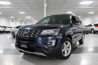 Used 2016 Ford Explorer 4WD XLT I NO ACCIDENTS I NAVIGATION I REAR CAM I HEATED SEAT for sale in Mississauga, ON