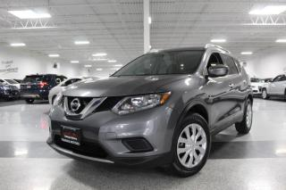 2016 Nissan Rogue NO ACCIDENTS I REAR CAM I KEYLESS ENTRY I POWER OPTIONS I BT