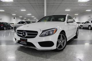 Used 2016 Mercedes-Benz C-Class C300 4MATIC I A.M.G I NO ACCIDENTS I LEATHER I HEATED SEATS for sale in Mississauga, ON