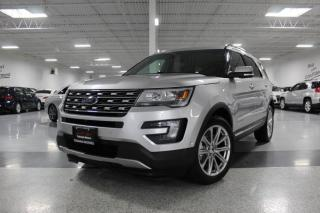 Used 2016 Ford Explorer 4WD LIMITED I NO ACCIDENTS I NAVIGATION I REAR CAM I LEATHER for sale in Mississauga, ON