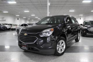 Used 2017 Chevrolet Equinox BIG SCREEN I REAR CAM I KEYLESS ENTRY I POWER OPTIONS I BT for sale in Mississauga, ON