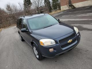 Used 2009 Chevrolet Uplander 4dr Ext WB LS for sale in Mississauga, ON