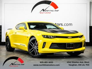 Used 2017 Chevrolet Camaro LT|Manual|Backup Camera|Sunroof|Leather|BOSE Sound for sale in Vaughan, ON