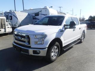 Used 2016 Ford F-150 XLT SuperCrew 6.5-ft. Bed 4WD for sale in Burnaby, BC
