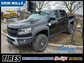 New 2020 Chevrolet Colorado ZR2  - Leather Seats for sale in Mississauga, ON