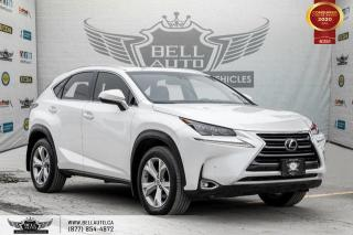 Used 2016 Lexus NX 200t NO ACCIDENT, AWD, HEADS-UP DIS, NAVI, REAR CAM, B.SPOT for sale in Toronto, ON