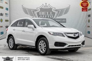 Used 2017 Acura RDX Tech Pkg, AWD, NO ACCIDENT, NAVI, REAR CAM, B.SPOT for sale in Toronto, ON