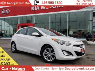 Used 2013 Hyundai Elantra GT GLS | PANO ROOF | HEATED SEATS | BLUETOOTH | for sale in Georgetown, ON