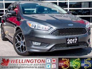 Used 2017 Ford Focus SE / NEW WINTER TIRES / NEW BRAKES / NEW ROTORS !! for sale in Guelph, ON