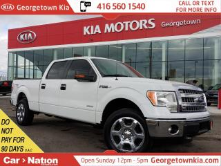 Used 2014 Ford F-150 XLT XTR | 4X4 |6'5 BOX | TOW PKG W BRAKE | BU CAM for sale in Georgetown, ON