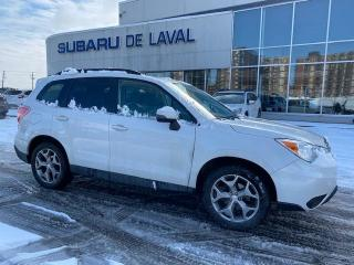 Used 2016 Subaru Forester Limited Tech for sale in Laval, QC