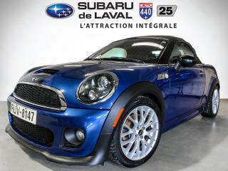 Used 2013 MINI Cooper 2 portes S Covertible for sale in Laval, QC