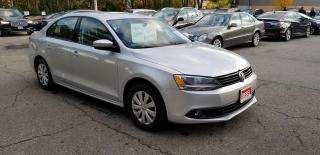 Used 2014 Volkswagen Jetta HEATED SEATS / BLUETOOTH for sale in Mississauga, ON
