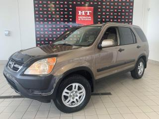 Used 2003 Honda CR-V EX Ouvert Samedi for sale in Terrebonne, QC