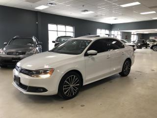 Used 2014 Volkswagen Jetta HIGHLINE*NAVIGATION*BACK-UP CAMERA*CERTIFIED* for sale in North York, ON