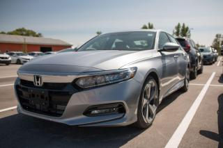 New 2020 Honda Accord TOURING-AEB ACCORD 4 DOORS for sale in Woodstock, ON