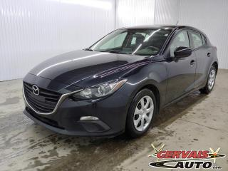 Used 2016 Mazda MAZDA3 GX SPORT GPS A/C BLUETOOTH for sale in Shawinigan, QC