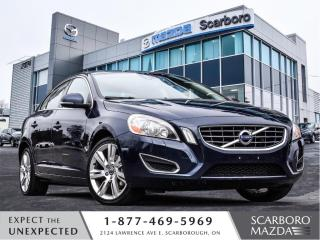 Used 2012 Volvo S60 T5|AUTO|CLEAN CRAFAX|NO ACCIDENT REPORT for sale in Scarborough, ON