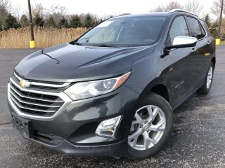 Used 2020 Chevrolet Equinox Premier AWD for sale in Cayuga, ON
