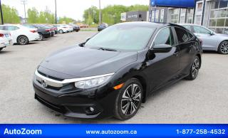 Used 2016 Honda Civic EX-T for sale in Laval, QC