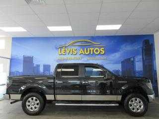 Used 2013 Ford F-150 XLT V8 5.0L COYOTE SUPERCREW CAB 4X4 TOU for sale in Lévis, QC