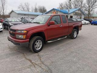 Used 2010 Chevrolet Colorado LT w/1LT for sale in Madoc, ON