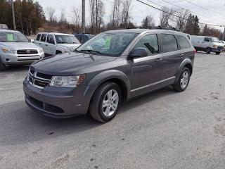 Used 2012 Dodge Journey SE Plus for sale in Madoc, ON