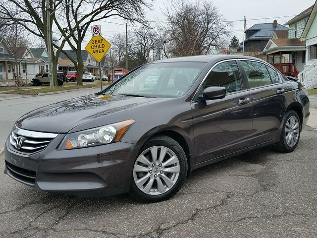 2012 Honda Accord EX **POWER MOONROOF**CLIMATE CONTROL**SXM RADIO**
