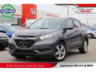 Used 2016 Honda HR-V 2WD 4DR MAN LX for sale in Whitby, ON