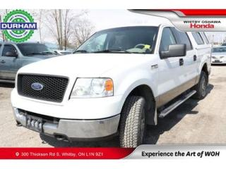 Used 2005 Ford F-150 SuperCrew 139  XLT 4WD for sale in Whitby, ON