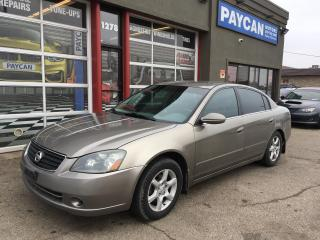 Used 2006 Nissan Altima 2.5 S for sale in Kitchener, ON