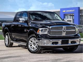 Used 2017 RAM 1500 LARAMIE LONGHORN for sale in Markham, ON