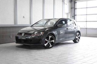 Used 2016 Volkswagen Golf GTI Autobahn for sale in Lasalle, QC