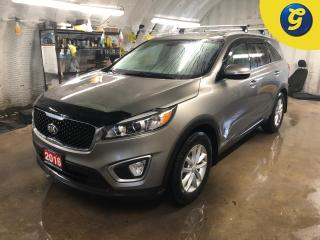 Used 2016 Kia Sorento LX Plus AWD * V6 * 7 Passenger * Mode KIA UVO touchscreen * Heated Front Seat 8-way power driver seat and 2-way driver lumbar support * SPORT/COMFORT/ for sale in Cambridge, ON