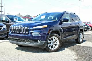 Used 2014 Jeep Cherokee NORTH 4X4 *V6*ÉCRAN 8.4*HITCH* for sale in Brossard, QC