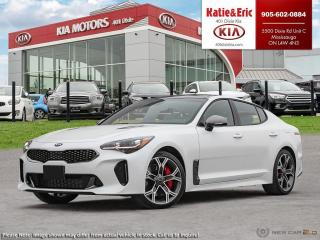 New 2020 Kia Stinger GT Limited w/Red Interior for sale in Mississauga, ON