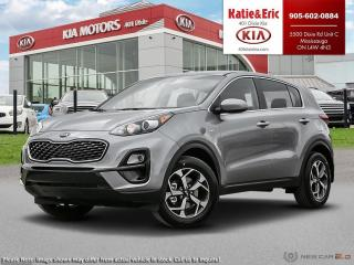 New 2020 Kia Sportage LX for sale in Mississauga, ON