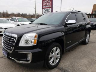 Used 2016 GMC Terrain SLT NAVIGATION !!  SUNROOF !!  LEATHER !!  AWD for sale in Cambridge, ON