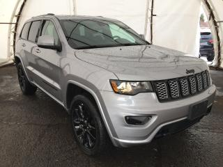 Used 2019 Jeep Grand Cherokee Laredo BLACKOUT EDITION, SUNROOF, NAVIGATION, POWER LIFTGATE, FACTORY REMOTE STARTER for sale in Ottawa, ON