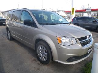 Used 2016 Dodge Grand Caravan SXT for sale in Fort Erie, ON